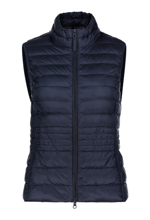 Betty Barclay Dark Sky Padded Gilet Coat
