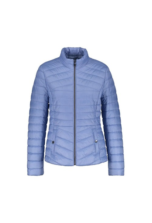 Gerry Weber Blue Quilted Jacket