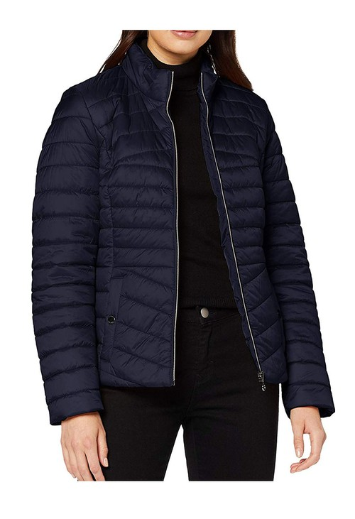 Gerry Weber Navy Quilted Jacket