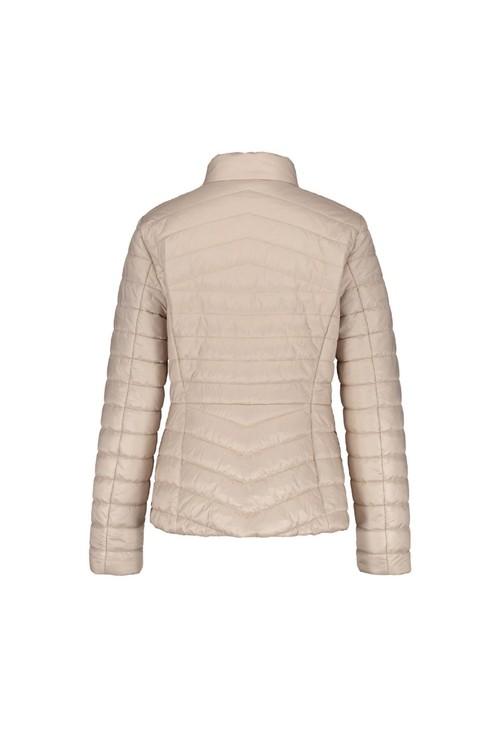 Gerry Weber Beige Quilted Jacket