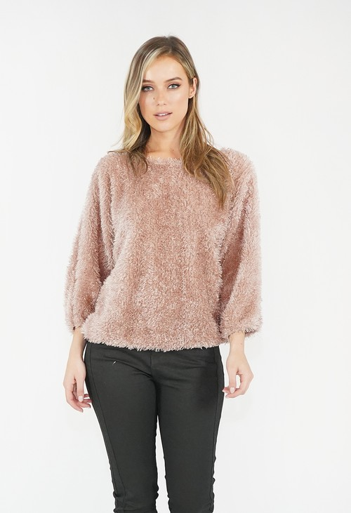 Zapara Rose FLUFFY TOP