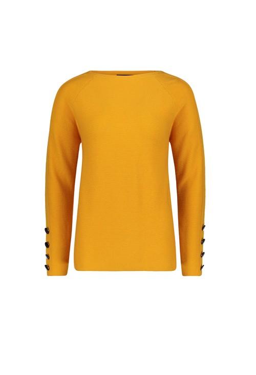 Betty Barclay Golden Glow Fine Knit Sweater