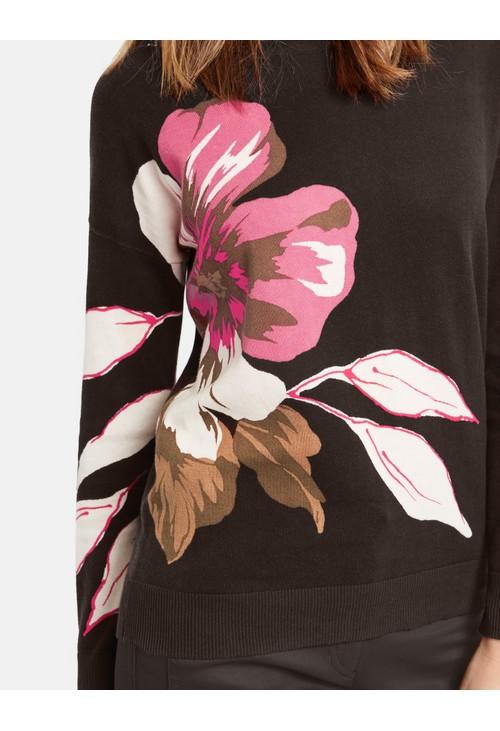 Gerry Weber Floral Print Pullover