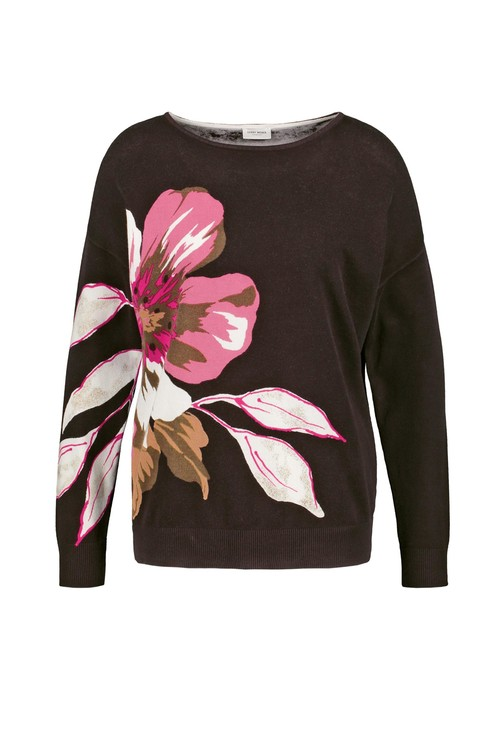 Gerry Weber Floral Print Pullover