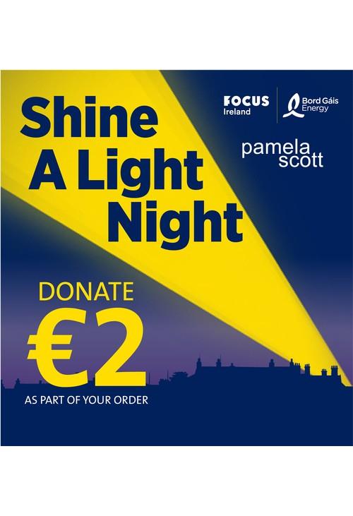 Pamela Scott SHINE THE LIGHT