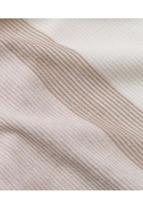 Olsen Round-Neck Ribbed Pullover