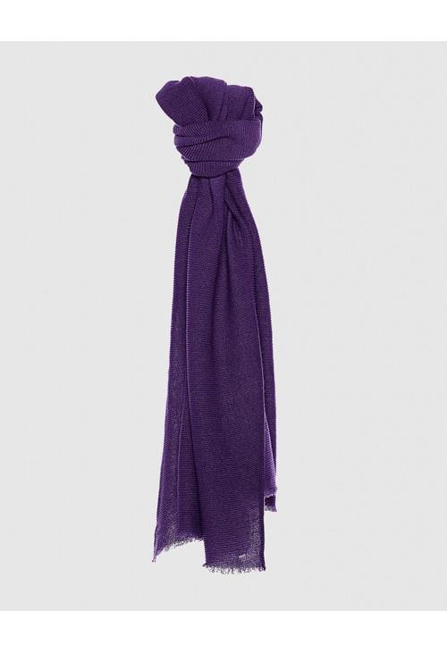 Opus Dark Violet Asomi scarf