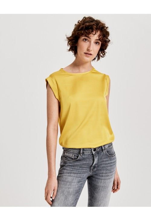 Opus Cloudy Sun Shirt blouse Fabiole