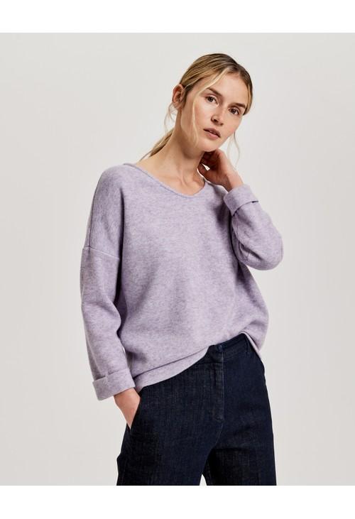 Opus Lilac Sweater Gloriana