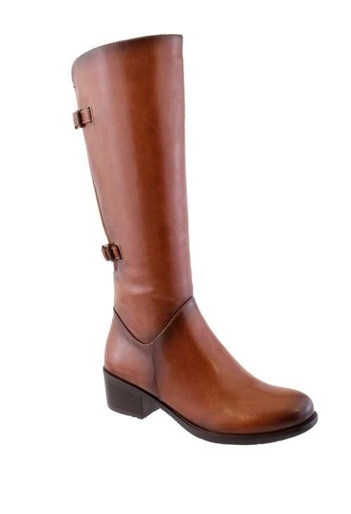 Susst Tan Tall Boot
