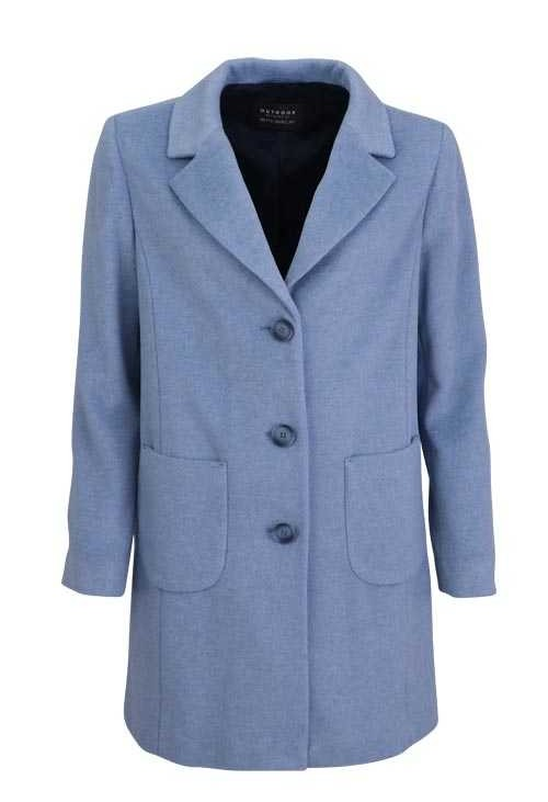 Betty Barclay Blue Coat
