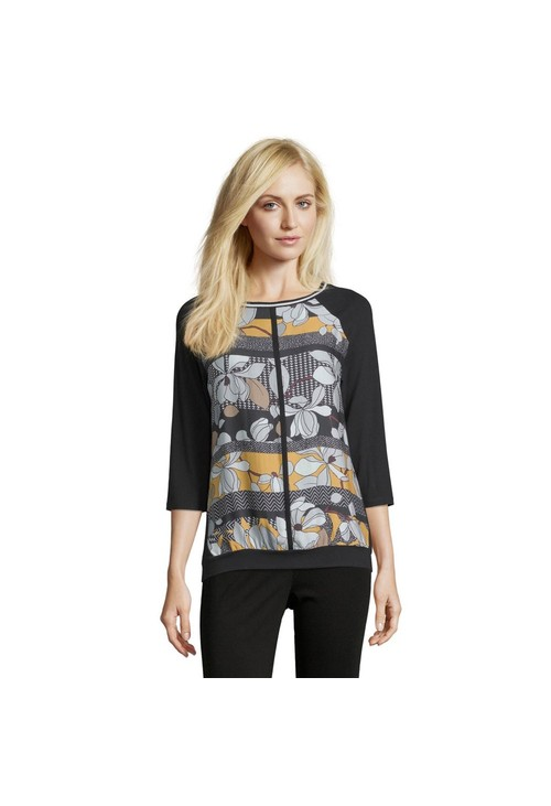 Betty Barclay Bold Floral Print Top