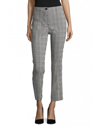 Betty Barclay Check Trousers