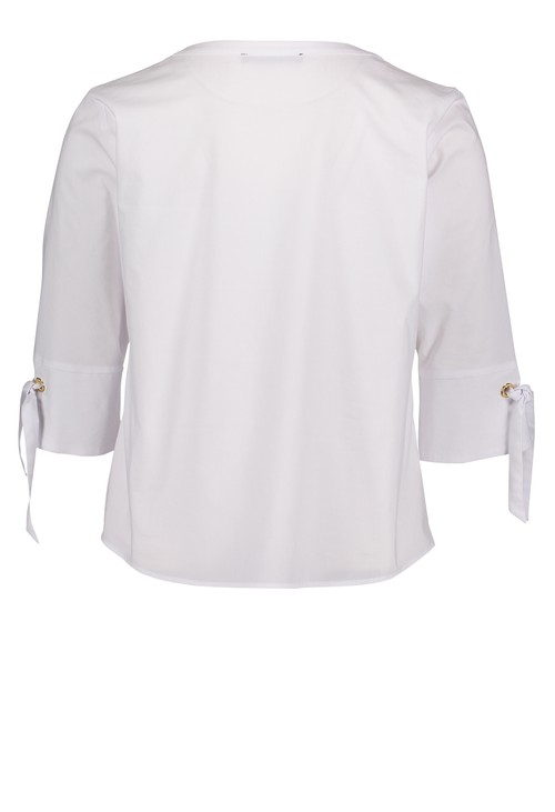 Betty Barclay Tie Detail Blouse