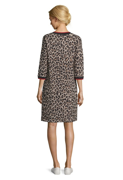 Betty Barclay Dress with 3/4 Sleeve