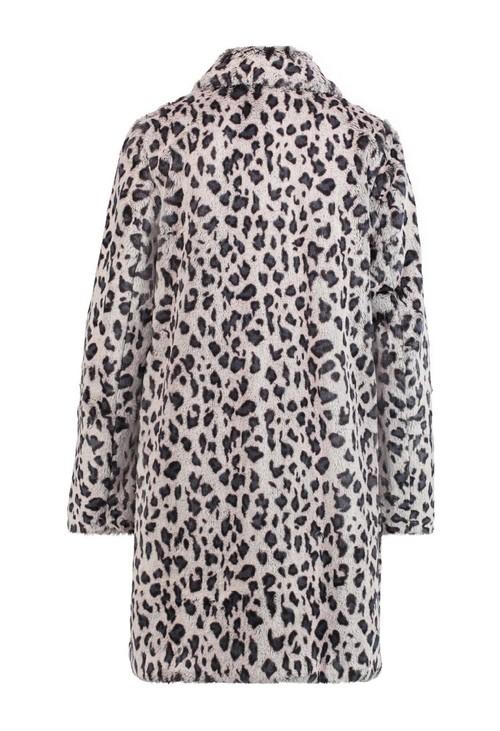Gerry Weber Soft Animal Print Coat