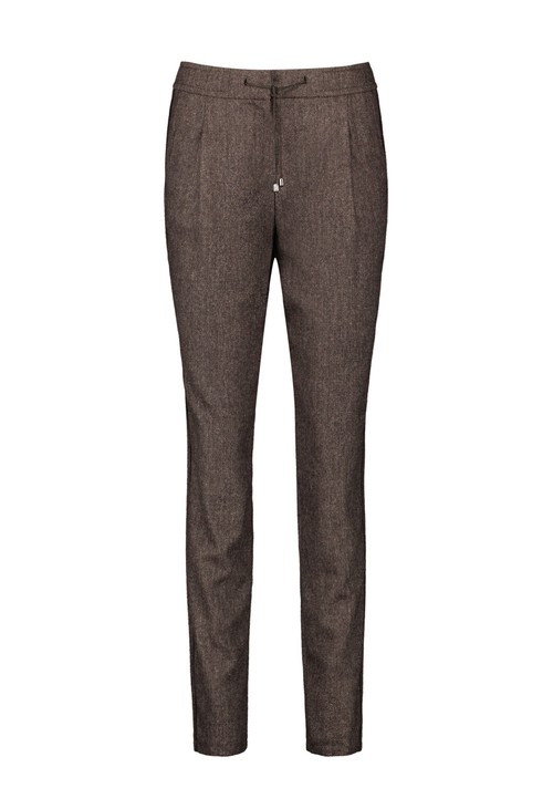 Gerry Weber Trousers With Tie Belt Detail