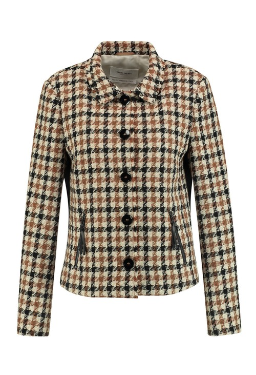 Gerry Weber Check Button Jacket