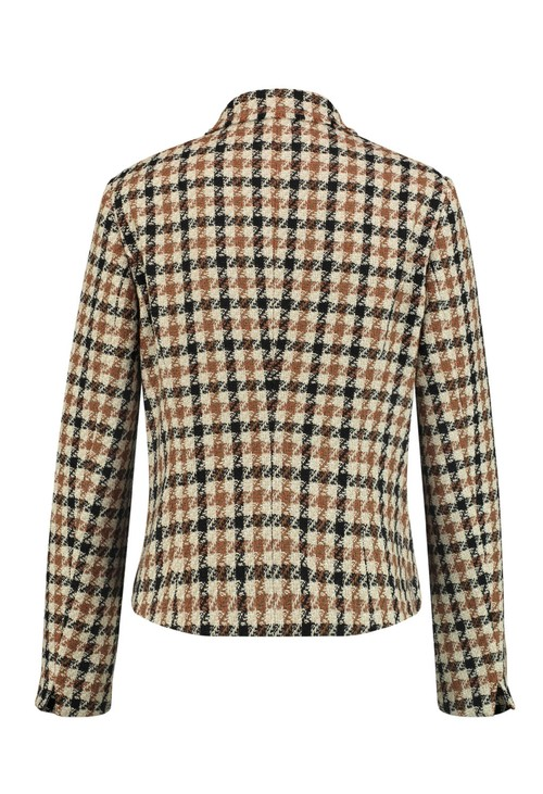 Gerry Weber Check Button Jacket