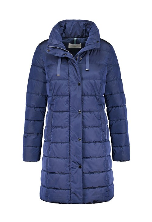 Gerry Weber Quilted Water Repellent Coat