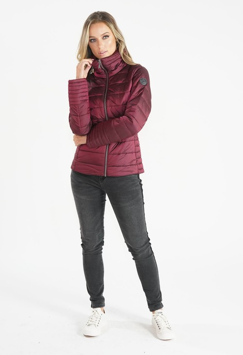 Pamela Scott Lightweight Padded Jacket