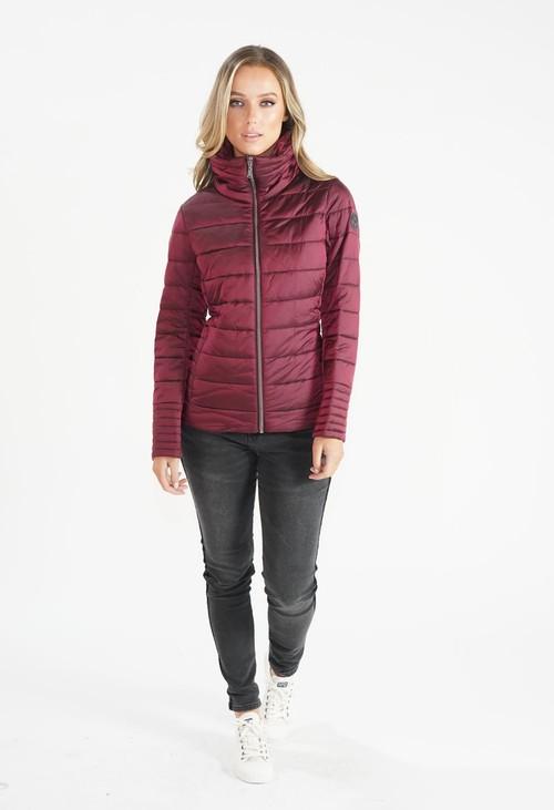 Pamela Scott Lightweight Padded Jacket
