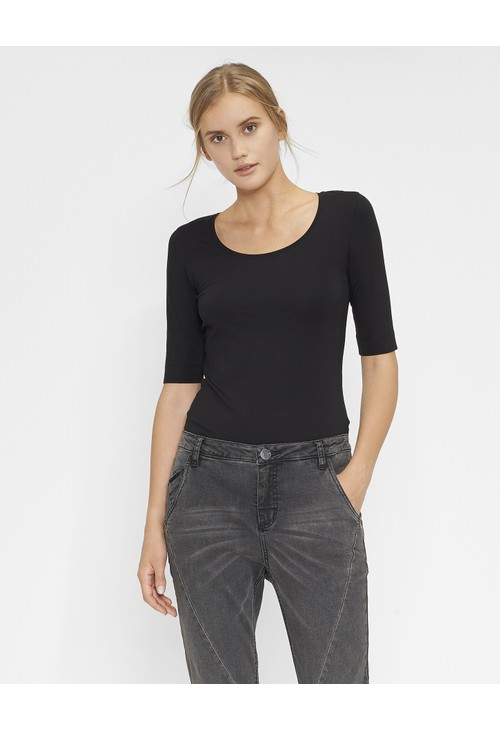 Opus Basic Black Top