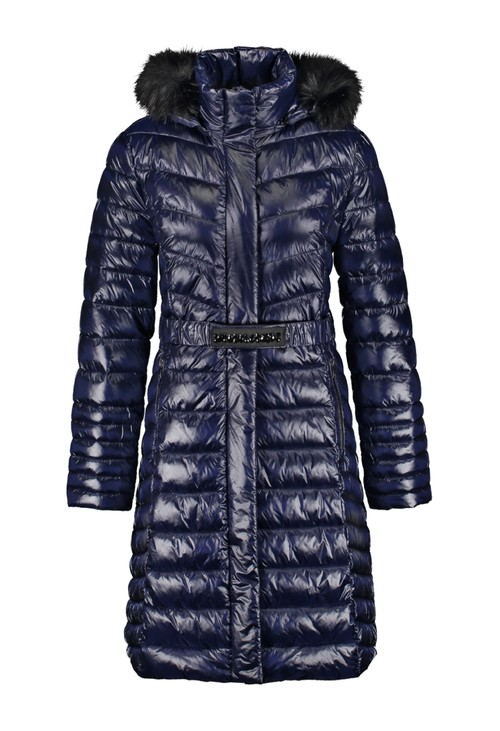 Gerry Weber High Shine Quilted Coat