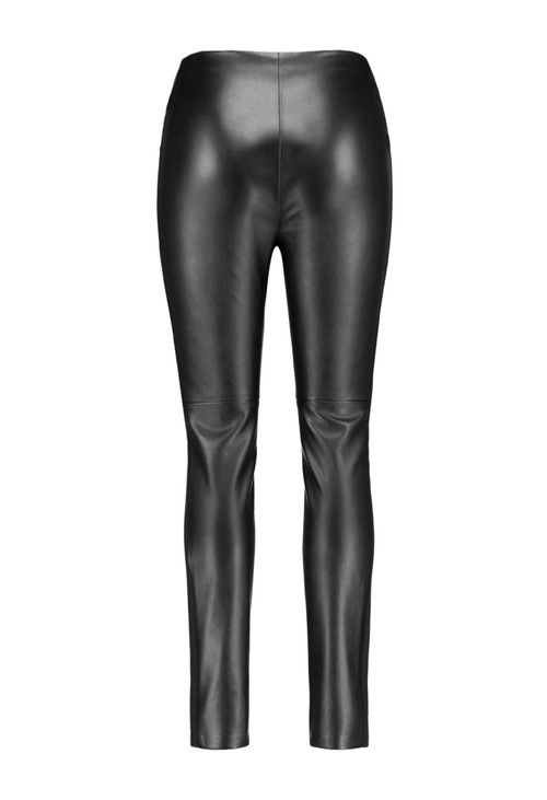 Gerry Weber Faux leather trousers