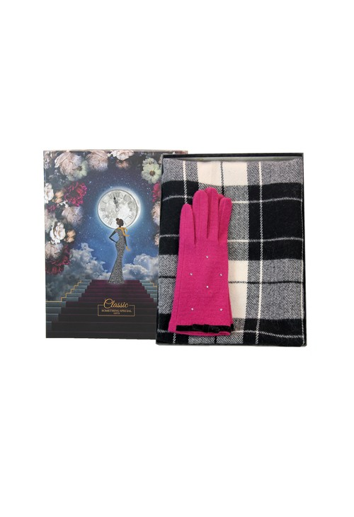 Something Special Scarf and Glove Set