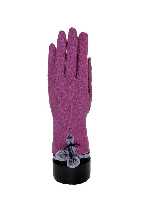 Something Special Fuschia Gloves
