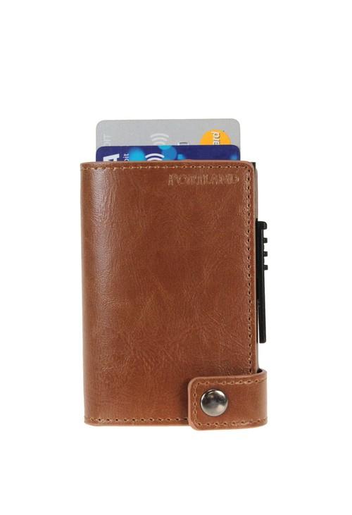 Something Special Burgundy RFID Protected Card Slider Wallet