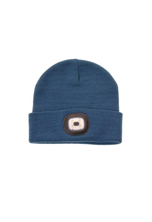 Something Special Teal Mens LED Hat