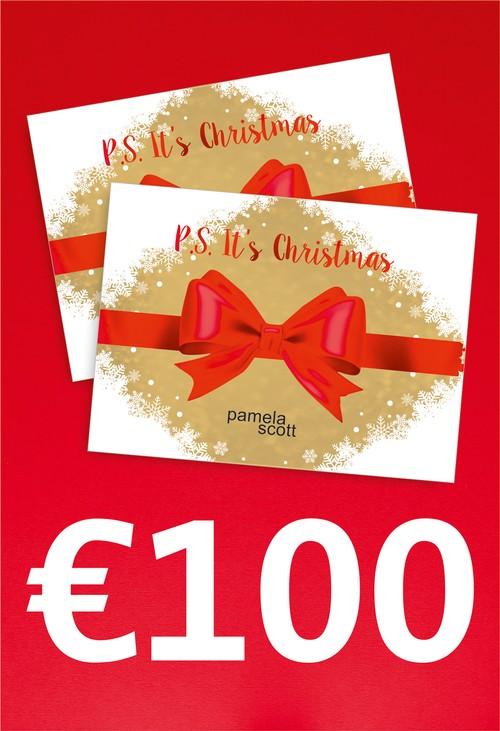 Pamela Scott 100 Euro Gift Voucher