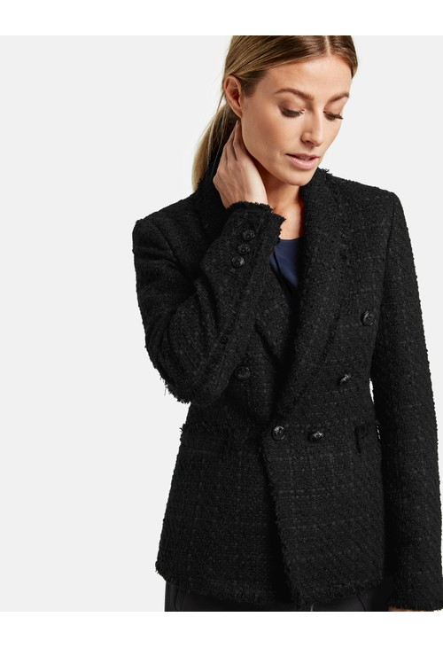 Gerry Weber Boucle Style Blazer
