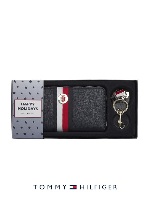 Tommy Hilfiger Wallet and Key Fob