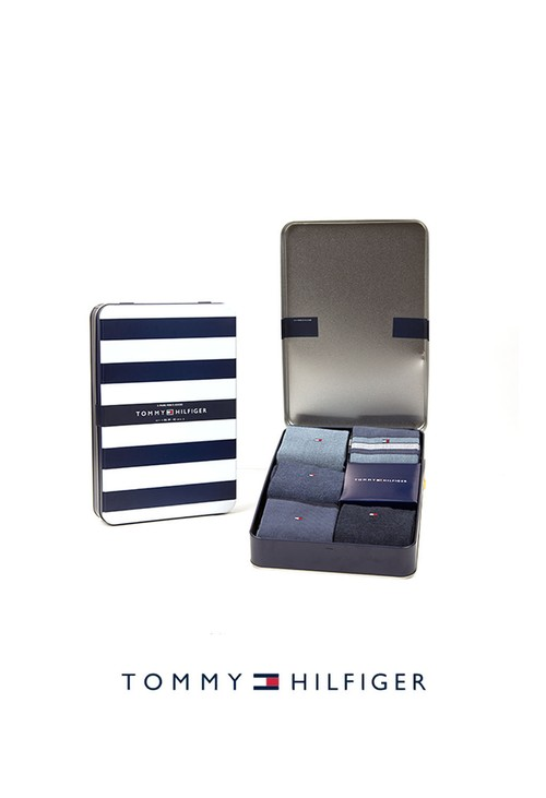 Tommy Hilfiger Blue Socks Gift Set
