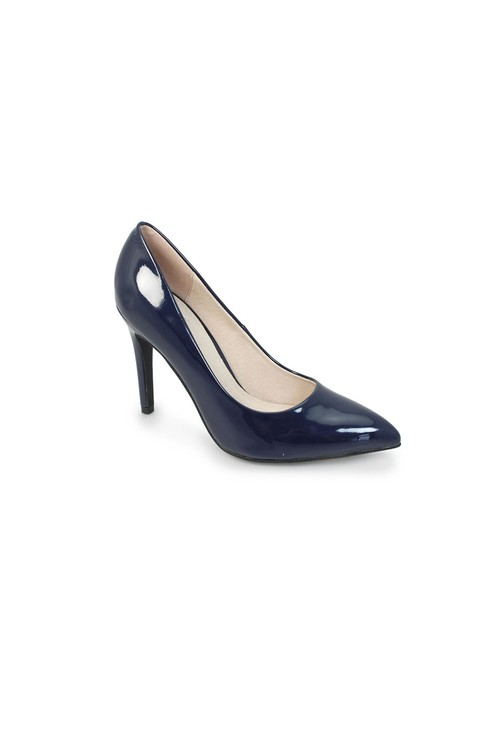 Lunar Navy Patent Court Shoe