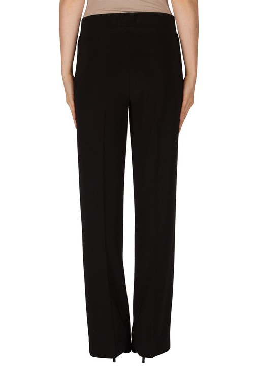 Joseph Ribkoff Black Trousers with Stretch