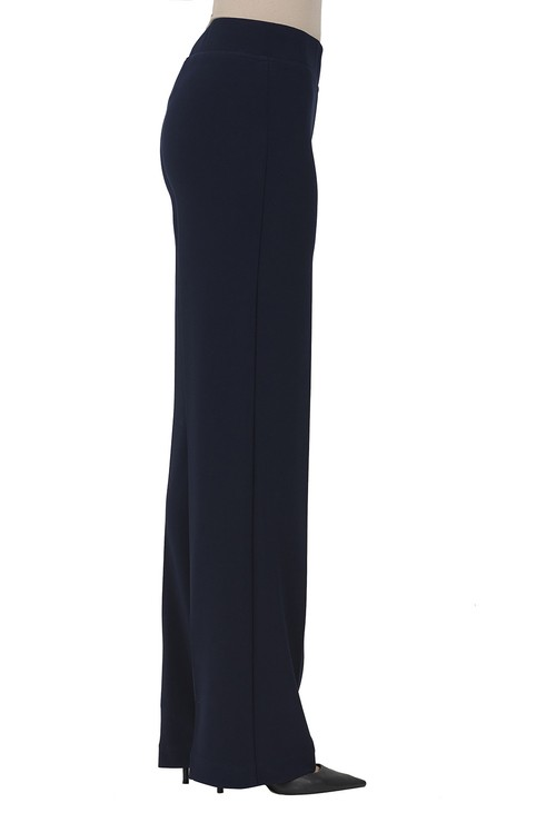 Joseph Ribkoff Midnight Blue Trousers with Stretch