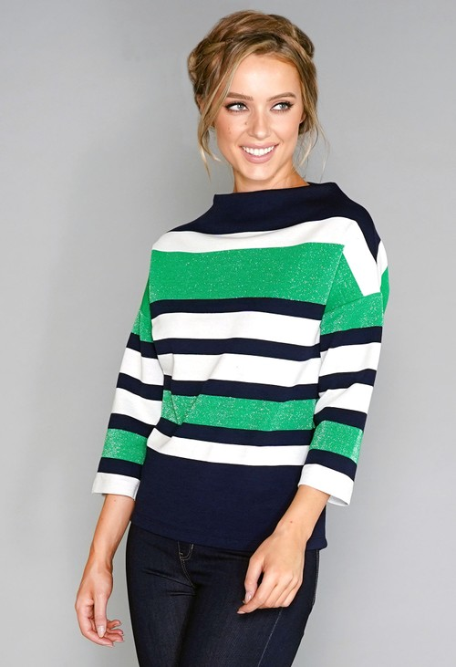 Betty Barclay Striped Pullover