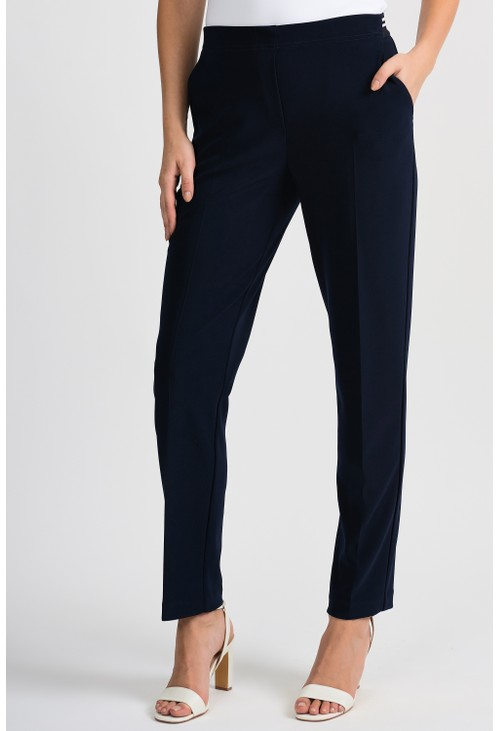 Joseph Ribkoff Black Dress Trousers