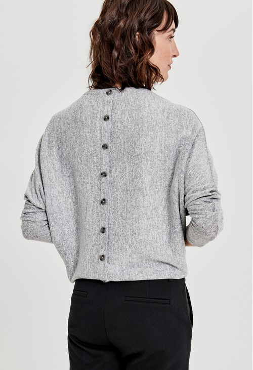 Opus Long sleeve shirt Sutton