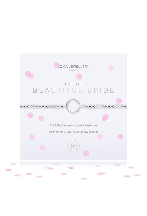 Pamela Scott A Little Beauitful Bride Bracelet
