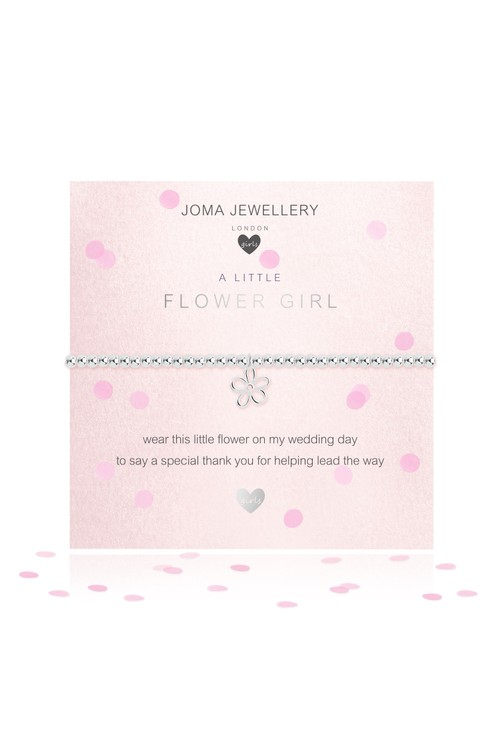 Joma CHILDREN'S A LITTLE FLOWER GIRL BRACELET