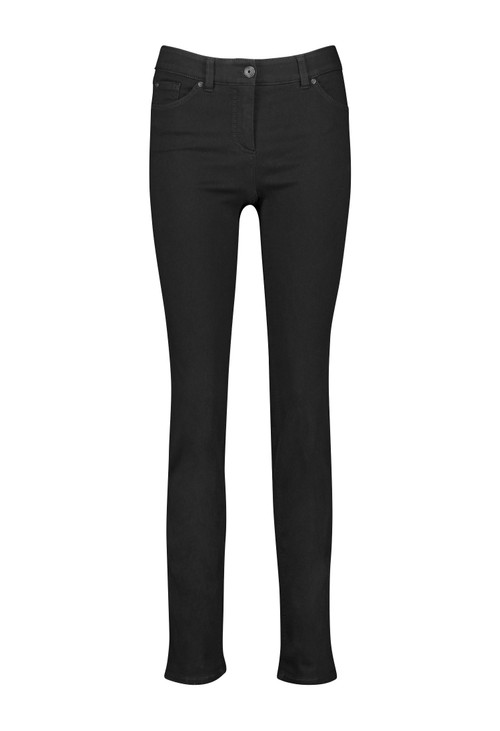 Gerry Weber Black Figure shaping trousers Best4me