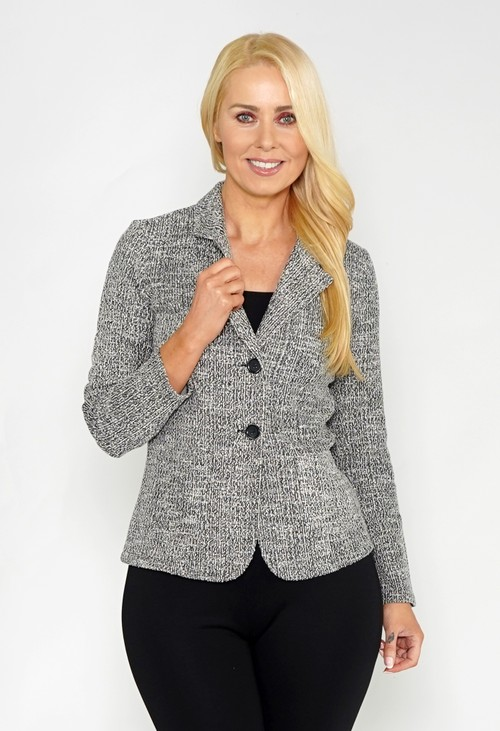Betty Barclay Textured Blazer