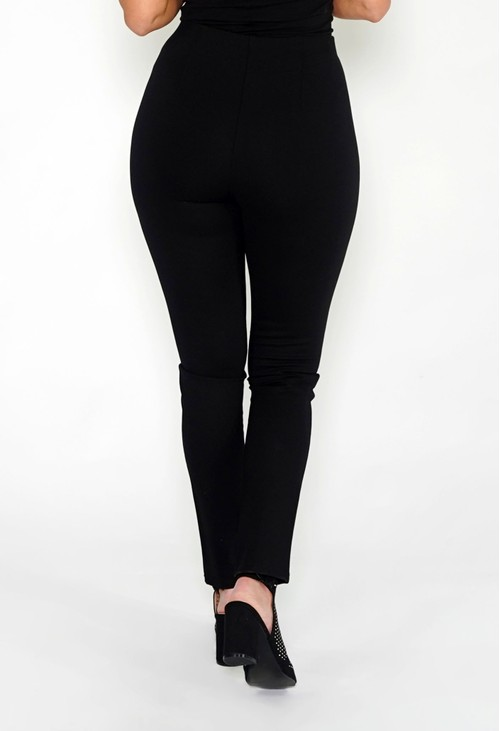 Sophie B Black Stretch Trousers