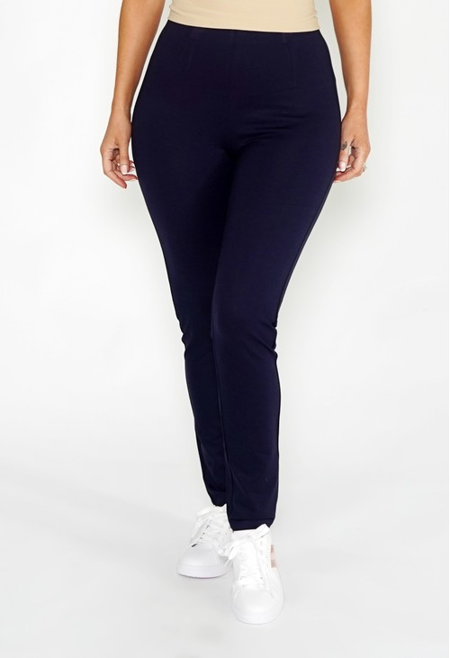 Sophie B Navy Stretch Trousers