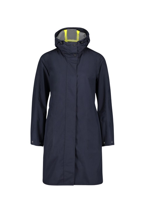 Betty Barclay Dark Blue Rain Jacket